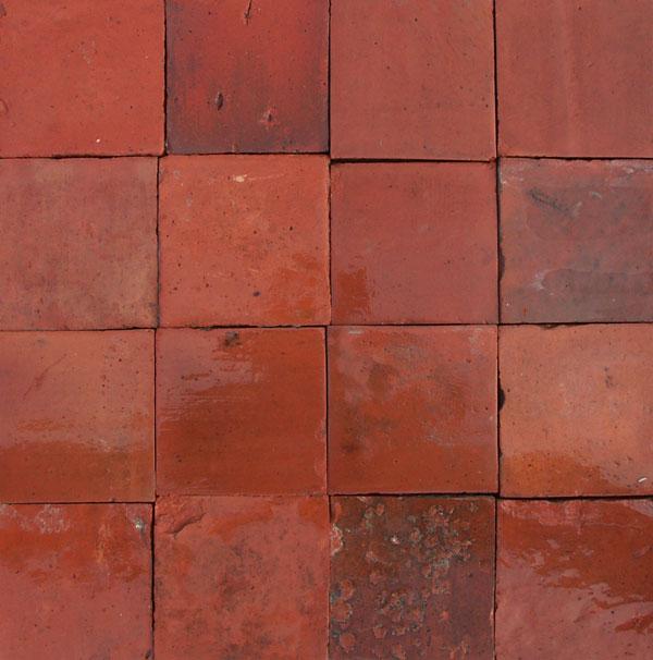 Antik Bau Stawe Terracottaplatten Terracotta Exklusiver